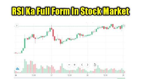 RSI Full Form In Stock Market में क्या होता है?